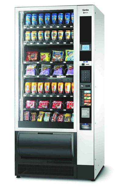 Enjoy Cafe: automat snackowy, automaty sprzedające Gdańsk.